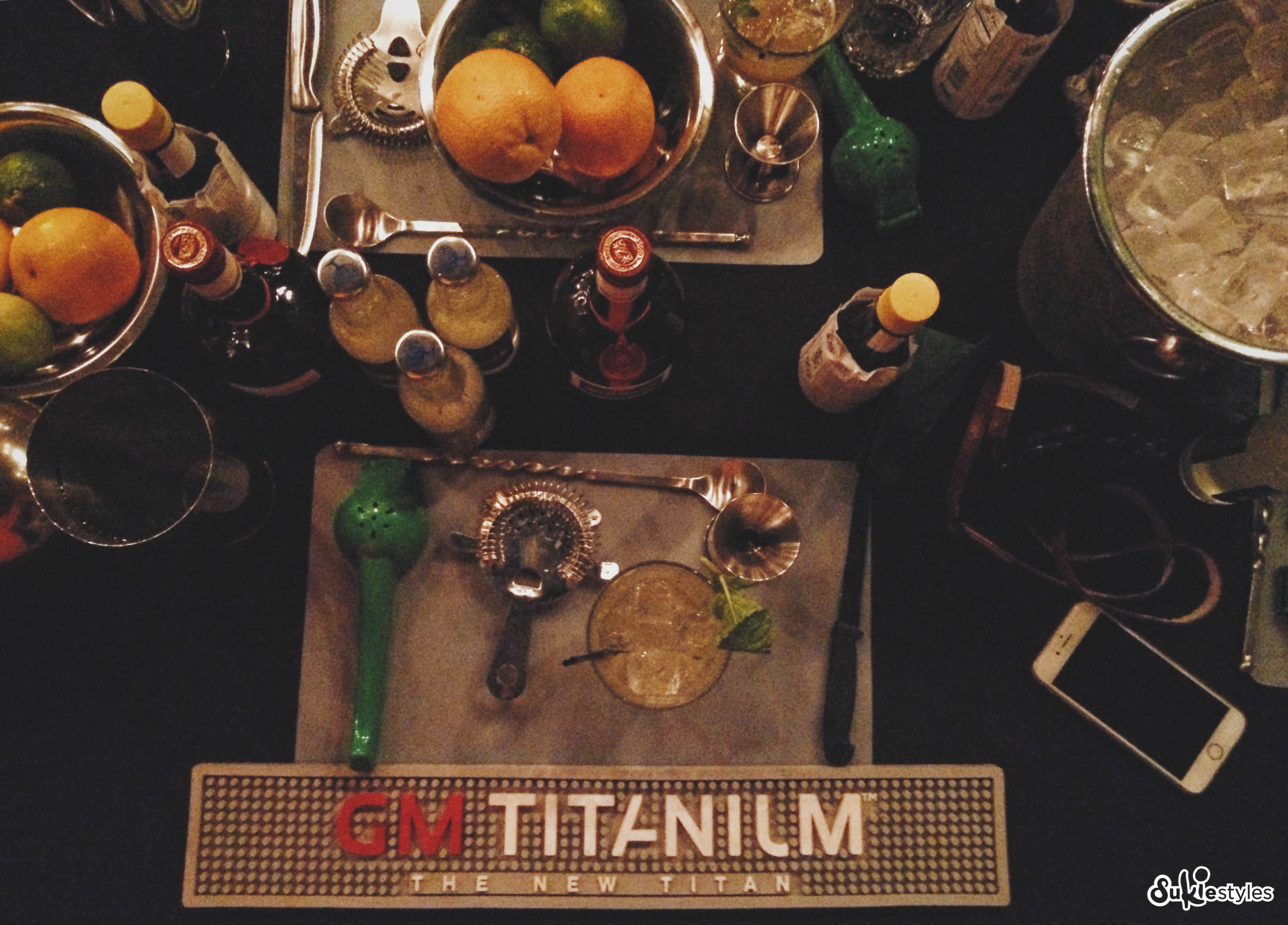 Discovering the Art of Cocktail Making